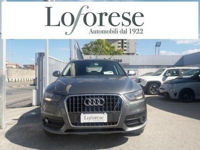 usata Audi Q3 2.0 TDI advance