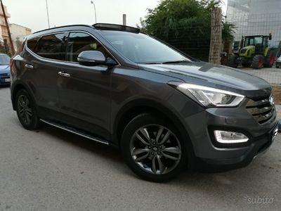 brugt Hyundai Santa Fe 2.2 4WD A/T Style - 2014