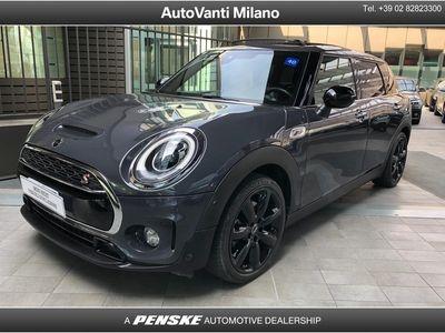 usata Mini Cooper Clubman Clubman 2.0 SD Hype del 2018 usata a Milano