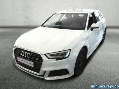 usata Audi A3 A3 SPB 2.0 TFSI quattro S tronic DesignSPB 2.0 TFSI quattro S tronic Design