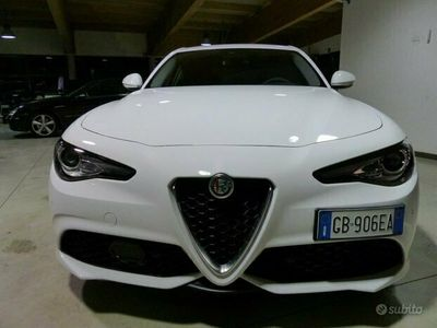 usata Alfa Romeo Giulia 2.2 Turbodiesel 210 CV AT8 AWD