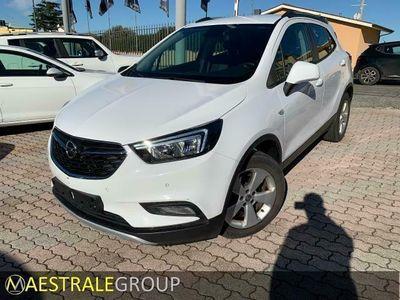 usata Opel Mokka X Mokka1.6 136 CV CDTI+NAVI+TFT+PDC+CERCHI 17'