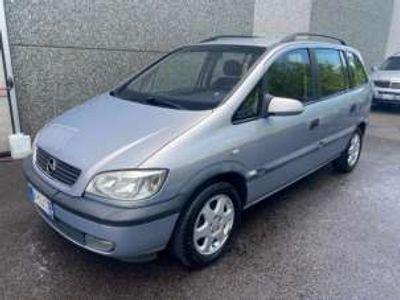 usata Opel Zafira 1.8 16V cat Elegance*7 posti* Benzina