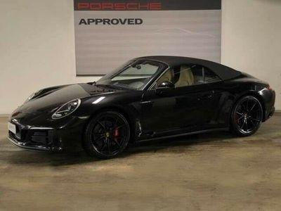 usata Porsche 911 Carrera 4 Cabriolet 911 991 3.0 GTS