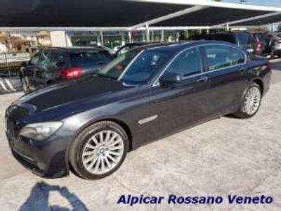 usata BMW 730L d Futura