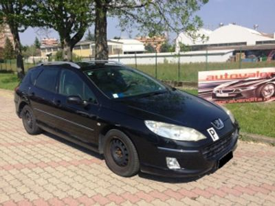 used Peugeot 407 2.0 16V HDi SW Speed'up