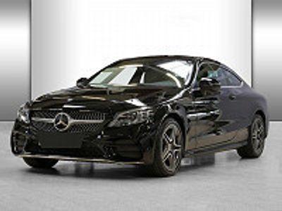 usata Mercedes C300 Coupé Amg Line Standh Pano Multibeam 360°