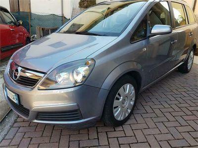 usata Opel Zafira Zafira1.6 ecoM 94 CV Edition