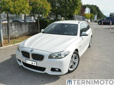usata BMW 520 d xDrive Touring Msport