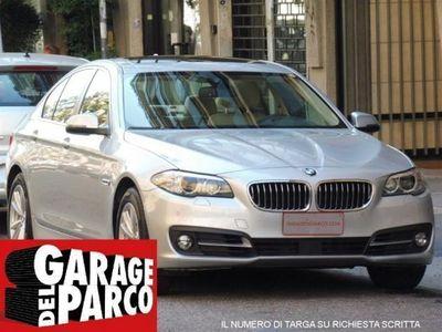 usado BMW 520 Serie 5 d xDrive Luxury usato