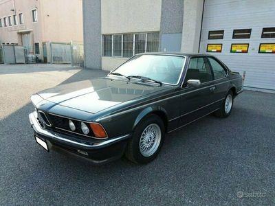 usata BMW 635 CSI E24 S2 - ASI - 1984