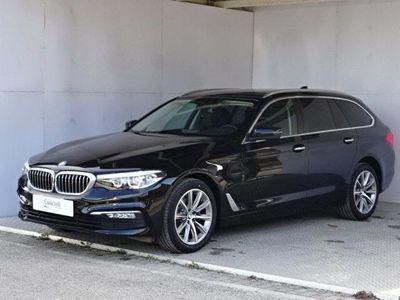 usata BMW 520 d aut. Touring Business rif. 11041579