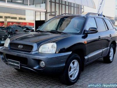 używany Hyundai Santa Fe 2.0 CRDi TD 4WD GLS Premium