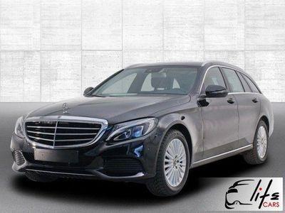 brugt Mercedes C200 C 200S.W. Aut.Sport--Navi--Led--06/22445431