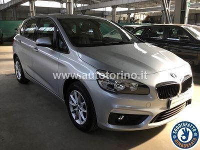 usata BMW 218 Active Tourer 218 D ADVANTAGE