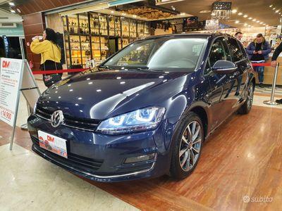 usata VW Golf VII 1.6Tdi 110Cv Highline D.S.G 2016