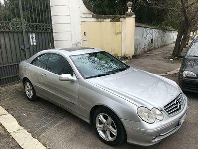 brugt Mercedes CLK270 *AUTOMATICA*TETTO*XENO*