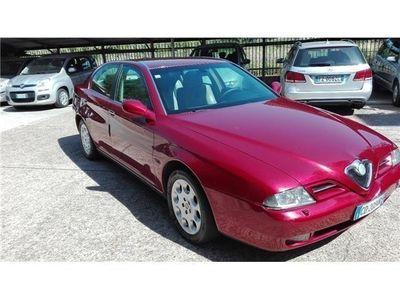 usata Alfa Romeo 166 2.4 Jtd Cat Distinctive Usato