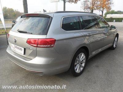 usata VW Passat Variant 2.0 TDI Business BlueMotion Tech. rif. 7116814