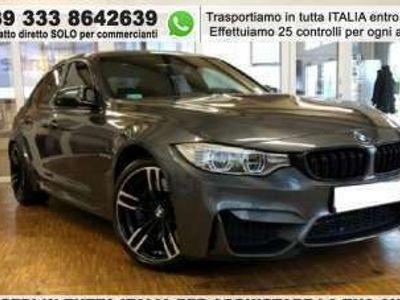usata BMW M3 M3Benzina