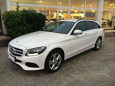 usata Mercedes C220 Classed S.W. Automatic Business