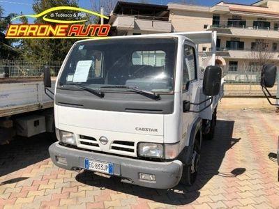 used Nissan Cabstar 35 130 RIBALTABILE