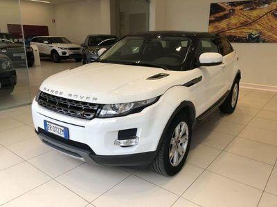 usado Land Rover Range Rover evoque 2.2 eD4 Coupé Black & White Limited Edition