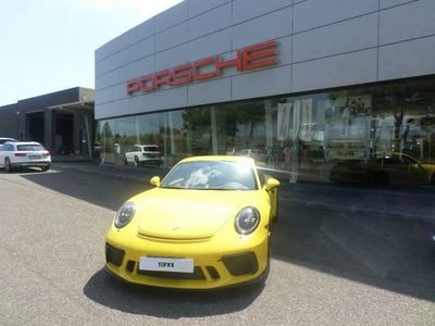 used Porsche 911 GT3 991 911 4.0