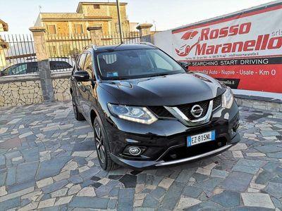 usata Nissan X-Trail 1.6 dCi 2WD Tekna Full optional