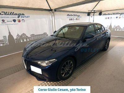 usado Alfa Romeo Giulia 2.0 Turbo 200 CV AT8 Super del 2017 usata a Torino