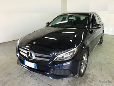 używany Mercedes 200 C SWSport BT