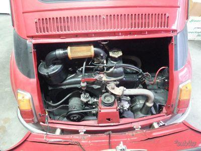 gebraucht Fiat Cinquecento - Anni 70