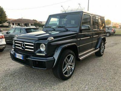 usata Mercedes G350 BlueTEC S.W. Lunga Premium P