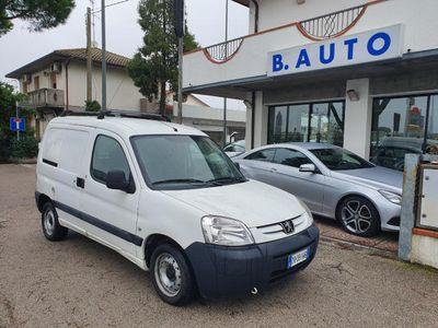 usata Peugeot Partner 190C 1.4 Furgone Eco Metano Origin