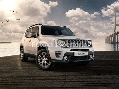 usata Jeep Renegade RENEGADE1.3 T4 150CV Limited FWD DDCT MY19