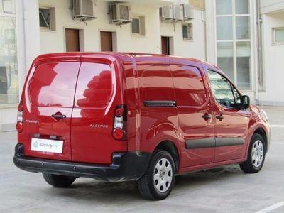 usata Peugeot Partner 1.6 8V HDi 90CV FAP L2 2 posti Furgone
