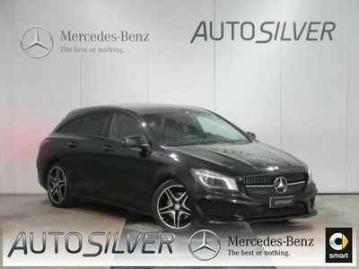 usata Mercedes CLA220 d S.W. Automatic Premium Dark Night
