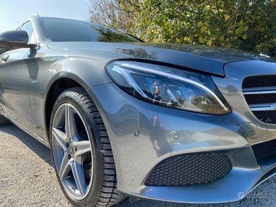 usata Mercedes C350e ClassePLUG IN HYBRID