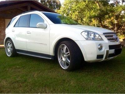 usata Mercedes ML420 CDI 4Matic 7G-TRONIC AMG (CDI 4Matic 7G-TRONIC AMG)