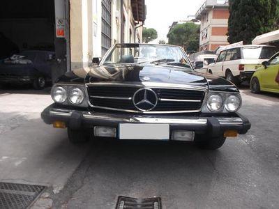 usata Mercedes SL380 SPYDER