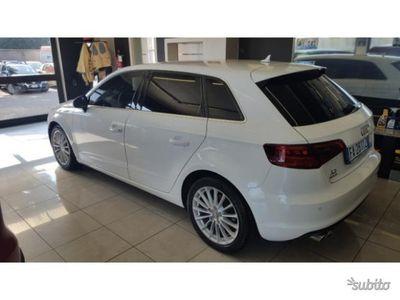 brugt Audi A3 SPB 2.0 TDI 184 CV S-Tronic clean diesel q