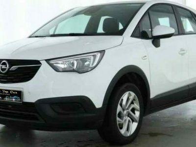 usata Opel Crossland X 1.2T AT Edition IntelliLink S