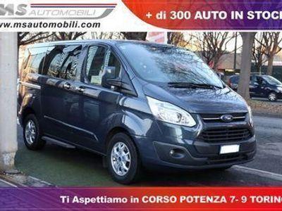 brugt Ford 300 tourneo custom2.2 tdci 125cv pl minibus titani diesel