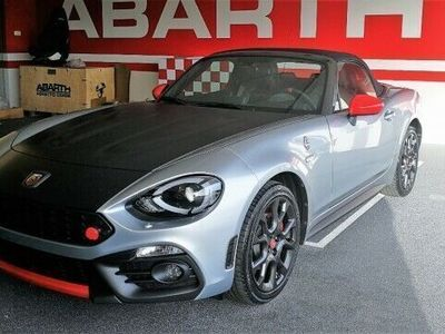 usata Abarth 124 Spider Off 4WD 10.1 1.6 turbodie