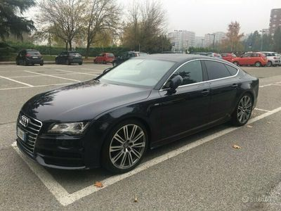 usata Audi A7 Sline - 2012