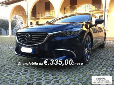 usata Mazda 6 2.2 D 184CV 4X4 EXCEED GARANZ. UFF. 2021
