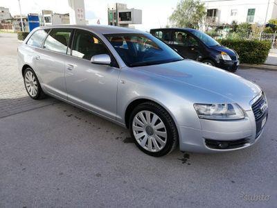 brugt Audi A6 3.0 tdi avant quattro - pelle - auto