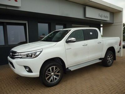 brugt Toyota HiLux Pick-up 2.D-4D 4WD porte Double Cab Executive nuova a Cuneo