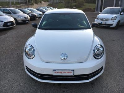 usata VW Maggiolino 1.6 TDI Design