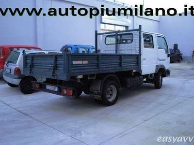 usata Nissan Cabstar CASSONE RIBALTABILE DOPPIA GABINA 120/35 rif. 7310415